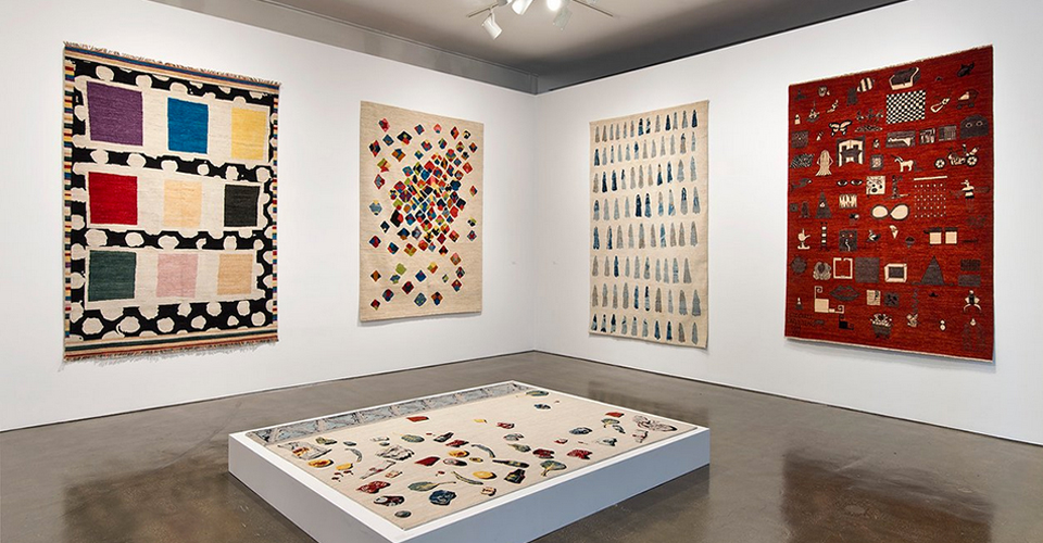 The Afghan Carpet Project by Hammer Museum